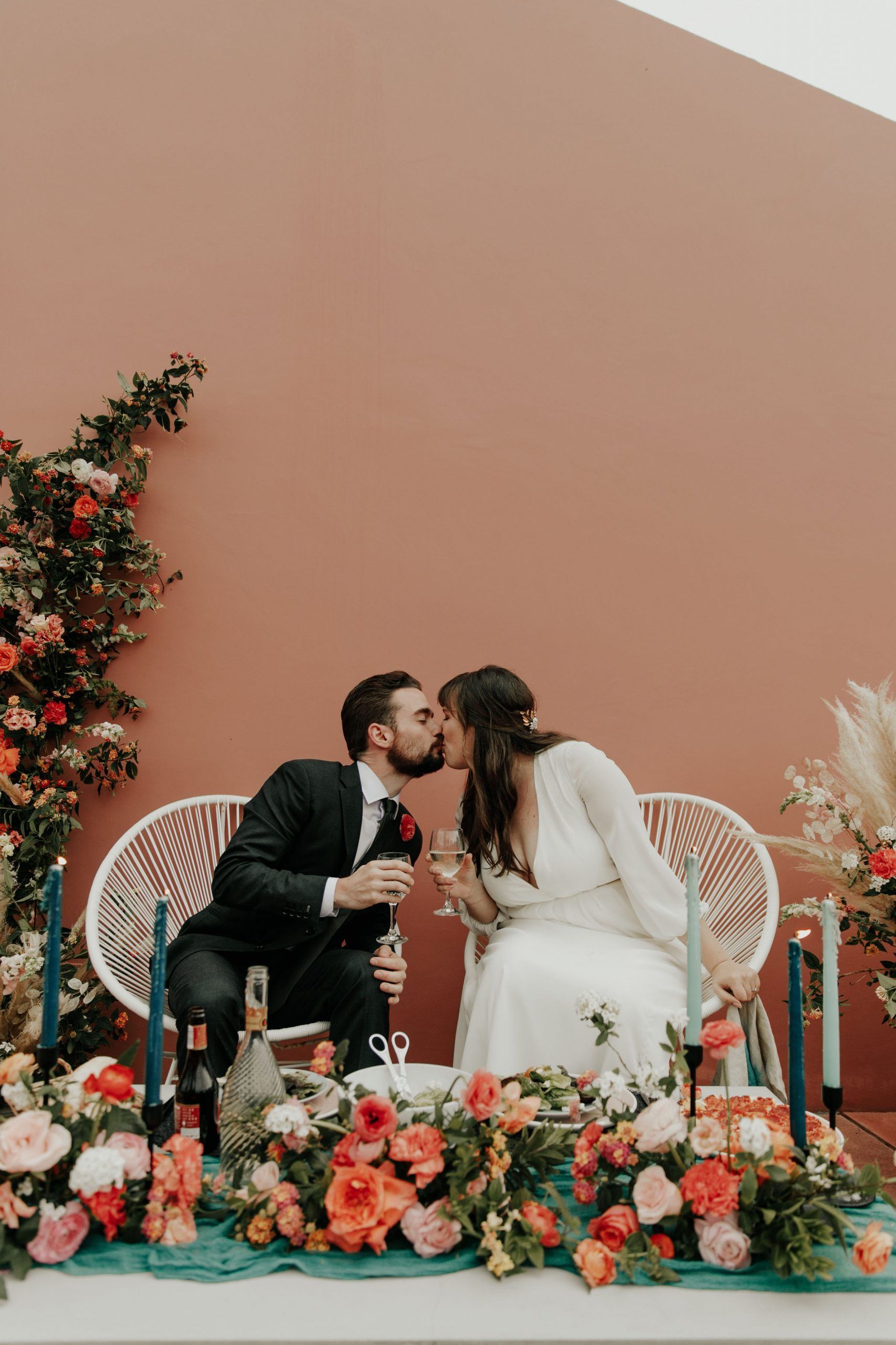 Portugal Elopement Floral Design